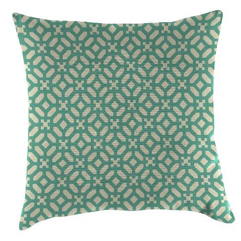 Outdoor Throw Pillow Set Jordan Manufacturing Target
