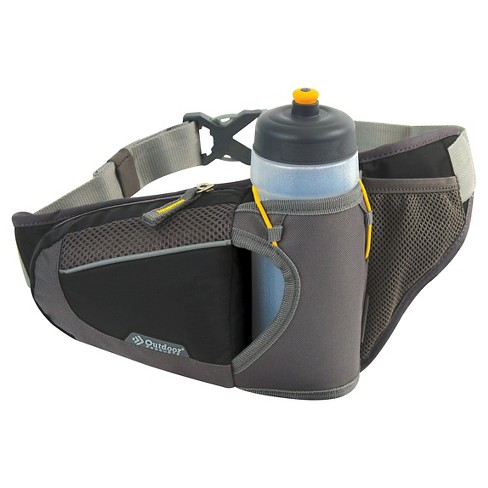 Outdoor Products Interval 8.0 Waist Pack - Black - image 1 of 1