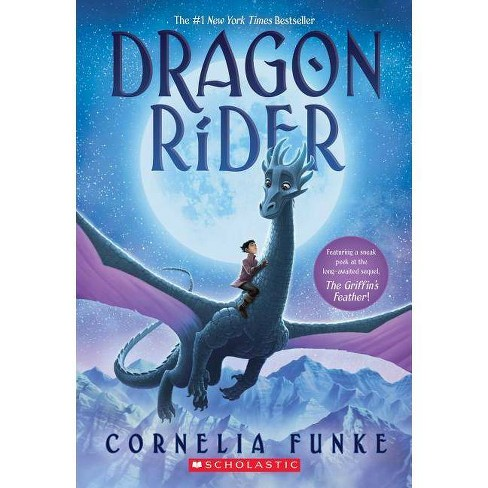 Dragon Rider - by  Cornelia Funke (Paperback) - image 1 of 1