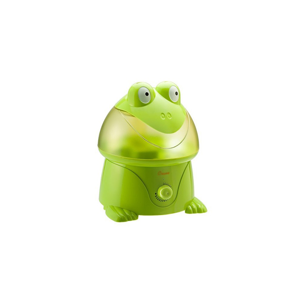 Crane Adorable Frog Ultrasonic Cool Mist Humidifier - 1gal