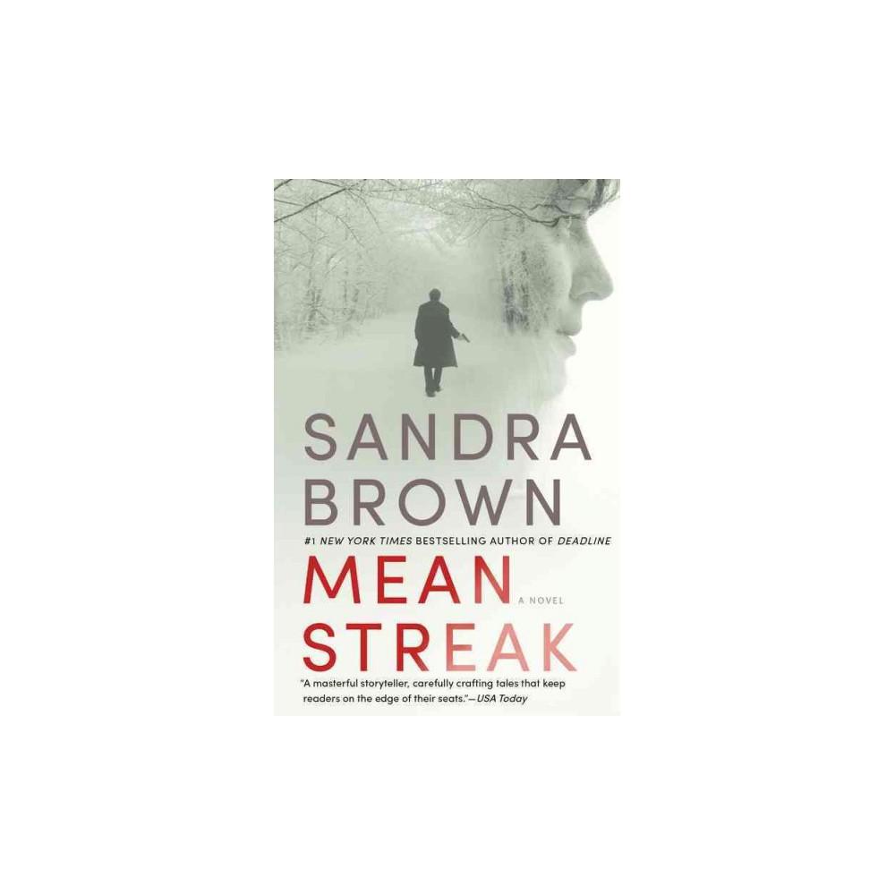 Mean Streak (Large Print) (Hardcover)