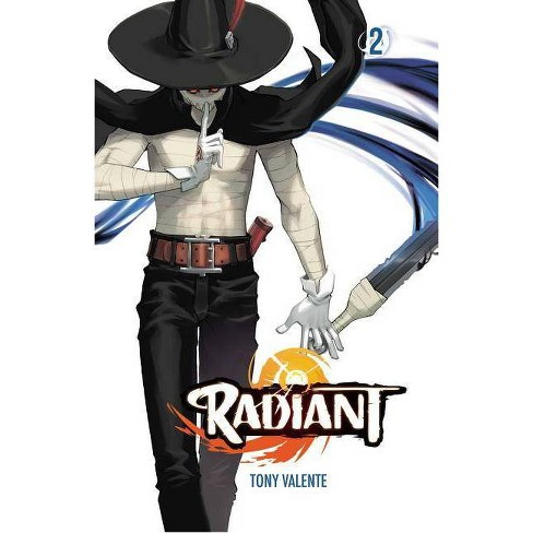 Radiant, Vol. 2 - by  Tony Valente (Paperback) - image 1 of 1
