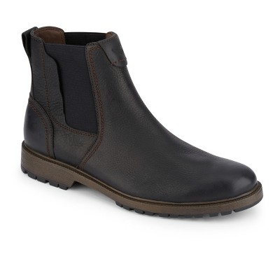 Dockers Mens Sanders Waterproof Chelsea  Boot