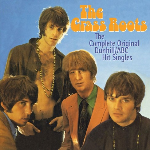 The Grass Roots - Complete Original Dunhill/ABC Hit Singles (CD) - image 1 of 1