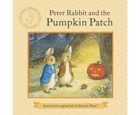 Peter Rabbit and the Pumpkin Patch (Paperback) (Beatrix Potter) - image 1 of 1