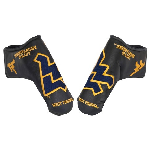 NCAA West Virginia Mountaineers Putter Cover - image 1 of 1