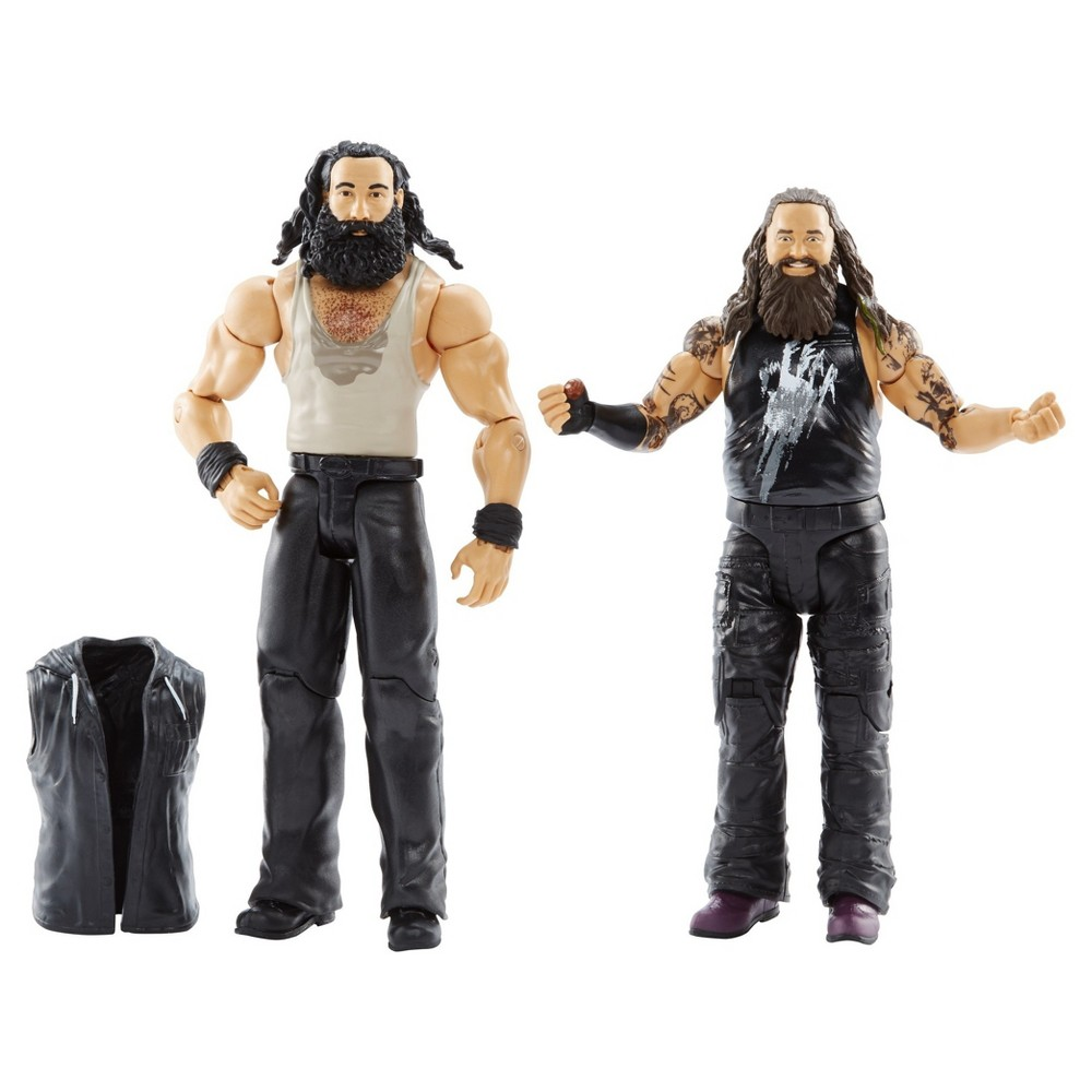 Wwe Bray Wyatt and Luke Harper Action Figure 2pk