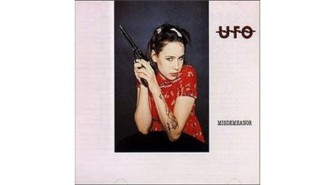 Ufo - Misdemeanor (CD) - image 1 of 1