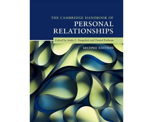 Cambridge Handbook of Personal Relationships -  (Hardcover) - image 1 of 1