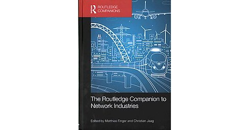 Routledge Companion to Network Industries (Hardcover) - image 1 of 1