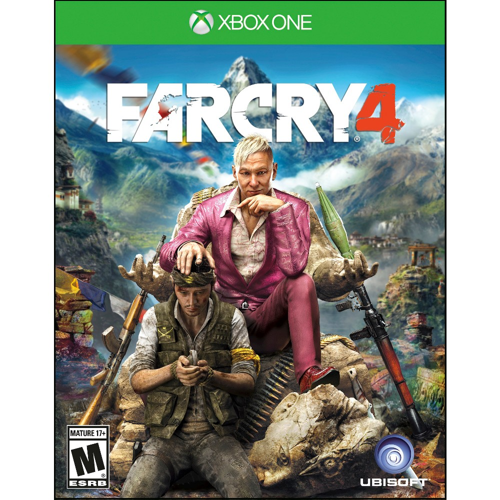 Far Cry 4 Xbox One, video games