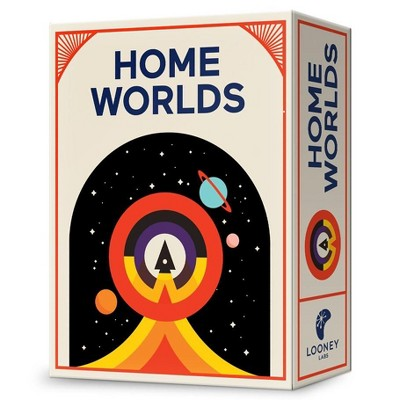 Home Worlds Board Game