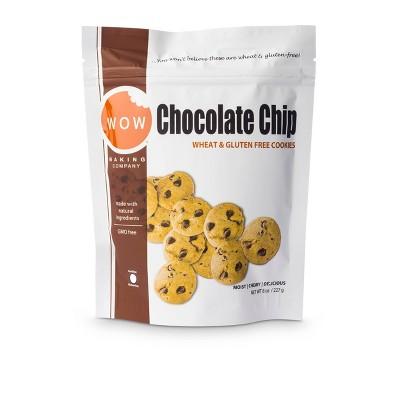 WOW Baking Company Wow Gluten Free Chocolate Chip Cookies - 8oz