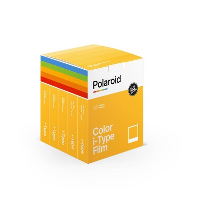 Polaroid X-40 I-Type Film Multipack