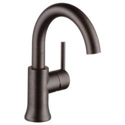 Delta Faucet 559HA-DST Trinsic 1.2 GPM Single Hole Bathroom Faucet