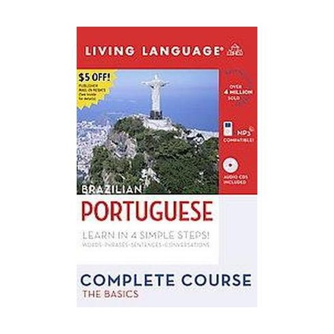 Complete Portuguese: The Basics (Book and CD Set) - (Living Language Complete Courses) - image 1 of 1