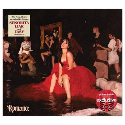Camila Cabello - Romance (Target Exclusive, CD)