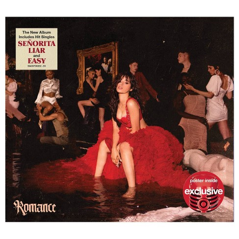 Camila Cabello - Romance (Target Exclusive, CD) - image 1 of 2