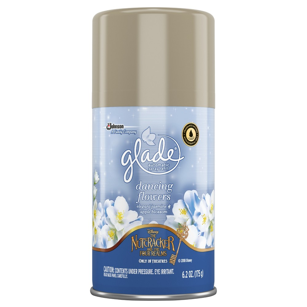 Glade Disney Dancing Flowers Automatic Spray Air Freshene...