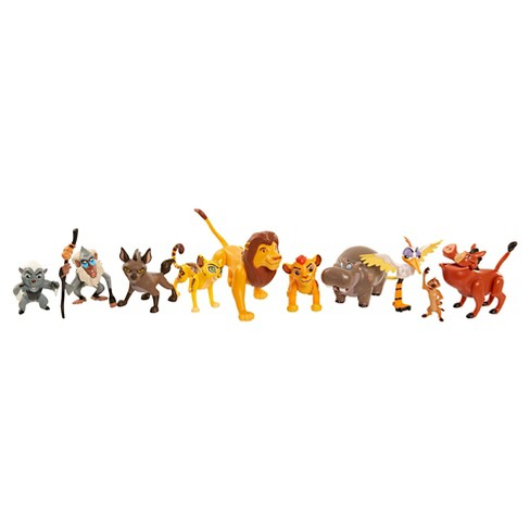Lion Guard Deluxe Figure Pack - image 1 of 2