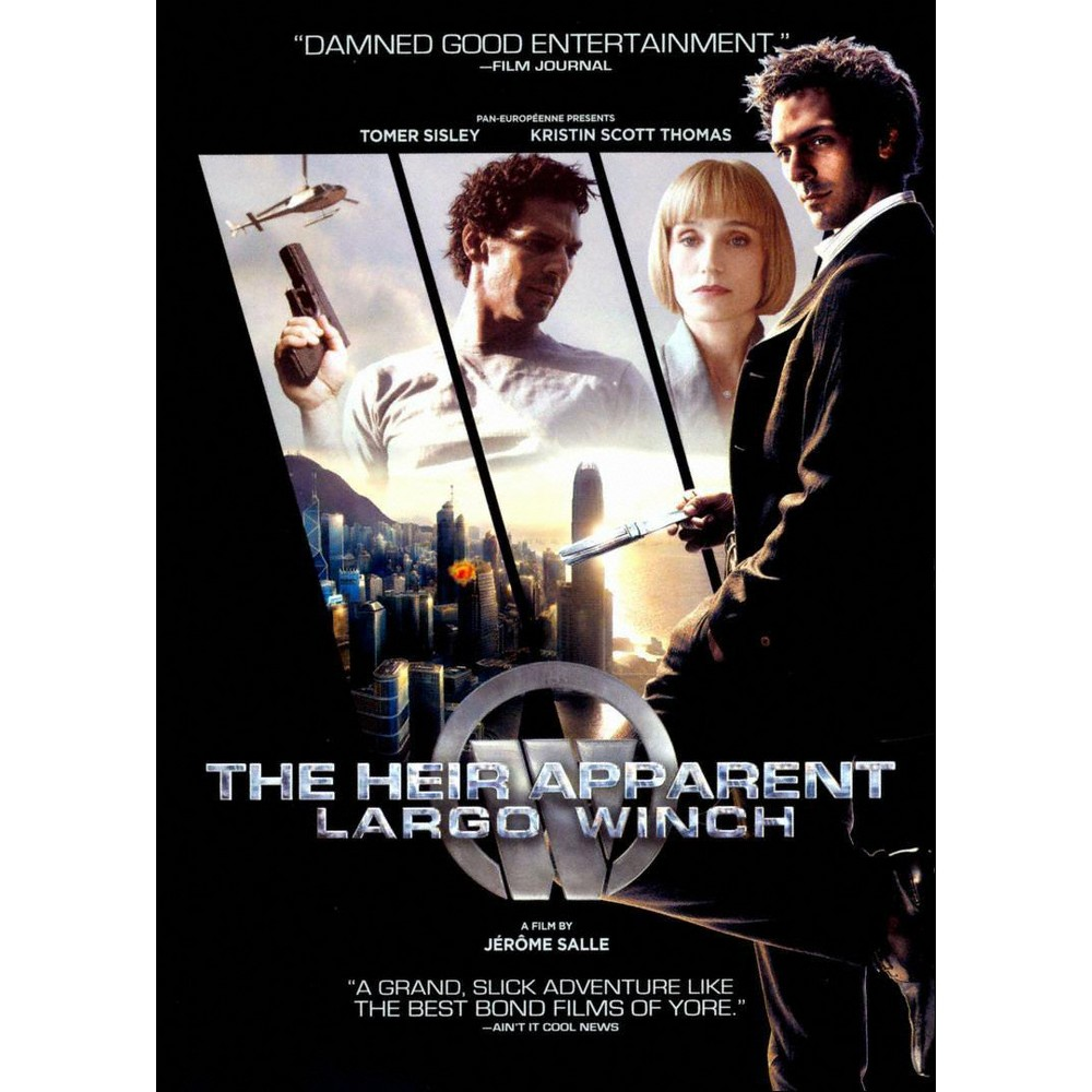 The Heir Apparent Largo Winch Dvd