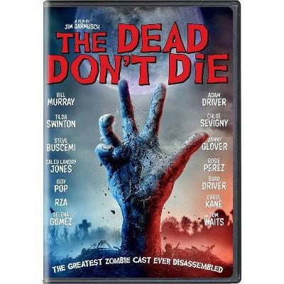 The Dead Don't Die (DVD)
