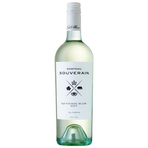 Chateau Souverain Sauvignon Blanc White Wine - 750ml Bottle - image 1 of 1