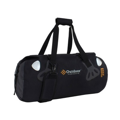 Outdoor Products 50L Rafter Duffel Bag - Black