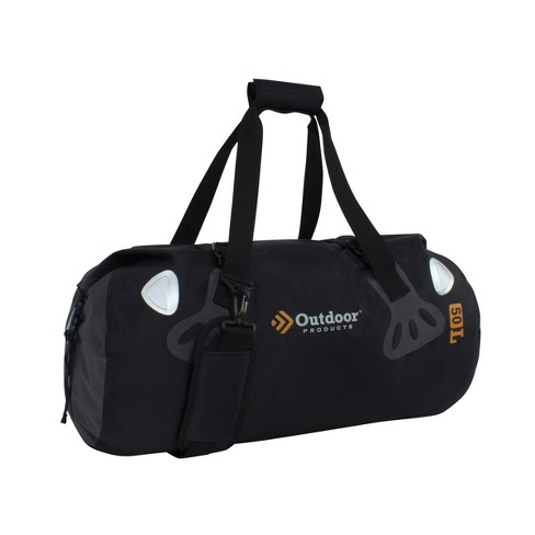 Outdoor Products 50L Rafter Duffel Bag - Black - image 1 of 4