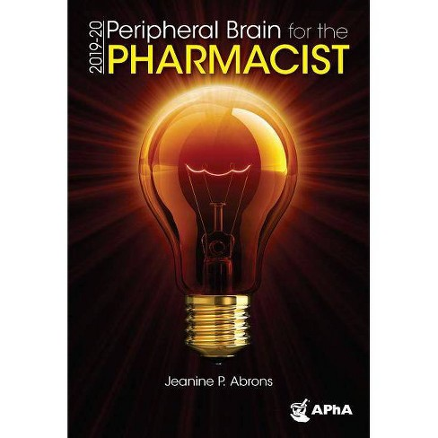 Peripheral Brain for the Pharmacist - (Spiral_bound) - image 1 of 1