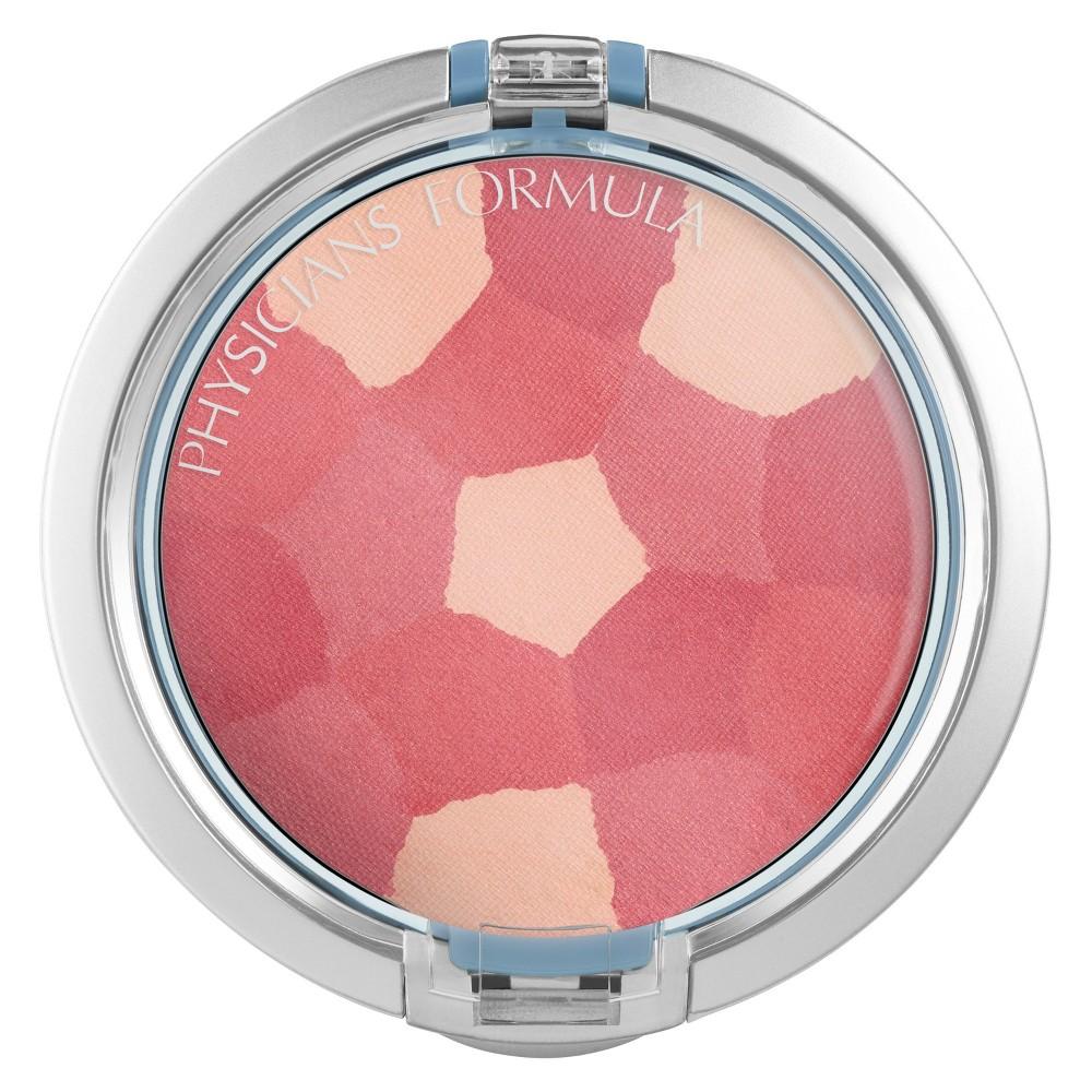 Physicians Formula Powder Palette Blush Blushing Rose 0 17oz