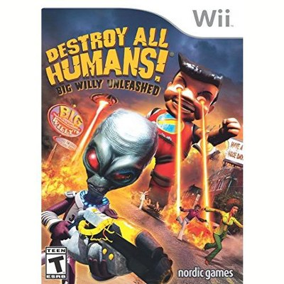 Destroy All Humans: Big Willy Unleashed - Nintendo Wii