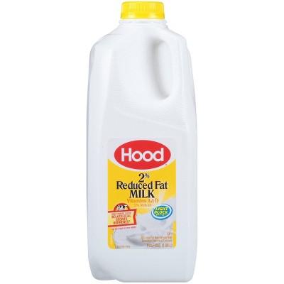 Hood 2% Milk - 0.5gal