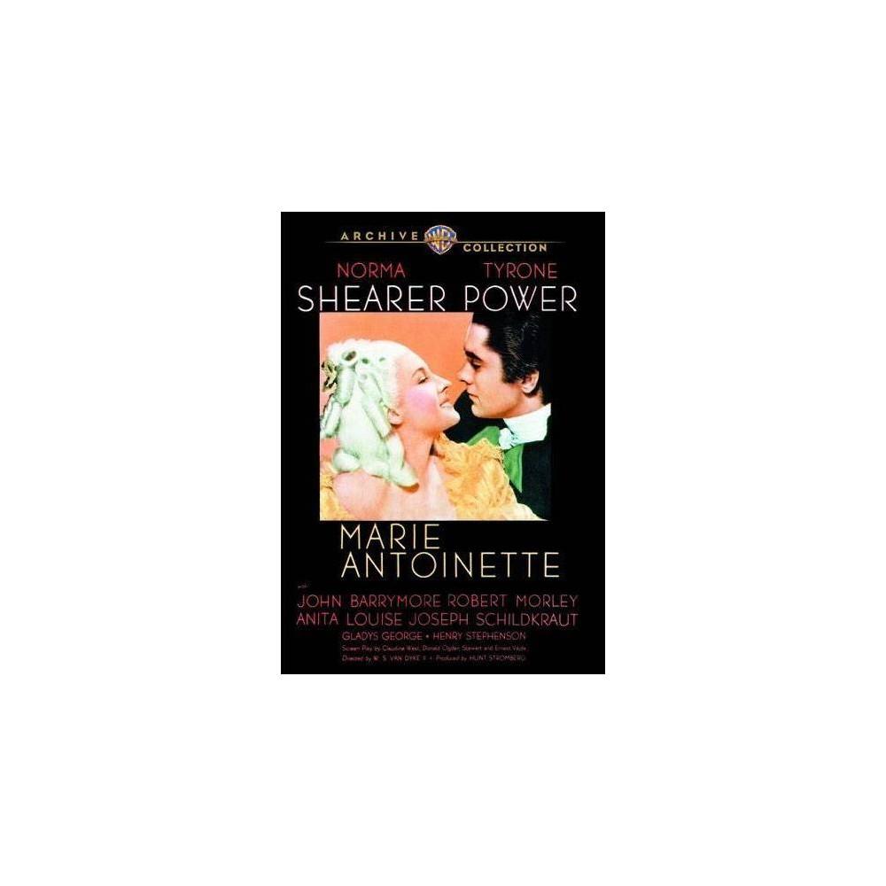 Marie Antoinette Dvd 2013