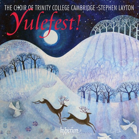 Choir of trinity col - Yulefest:Christmas music from trinity (CD) - image 1 of 1