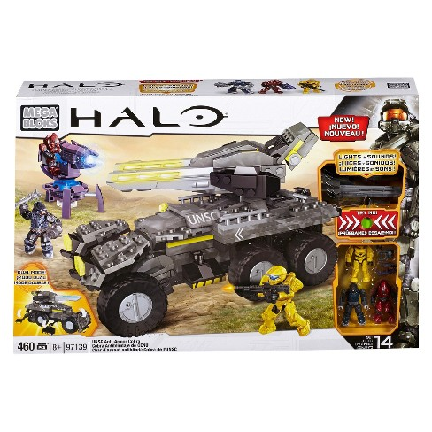 Mega Bloks Halo UNSC Anti-Armor Cobra - image 1 of 3