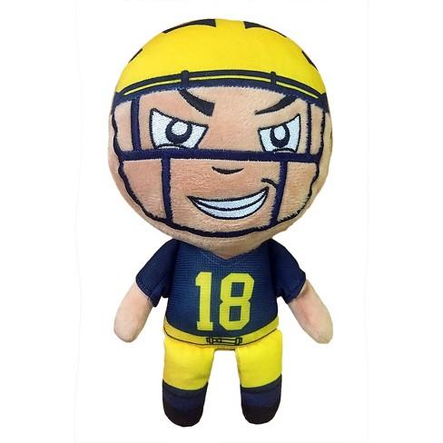 NCAA Michigan Wolverines Plush Baby Bro Mascot - image 1 of 1