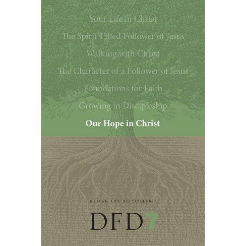 Our Hope in Christ - (Design for Discipleship) (Paperback) - image 1 of 1
