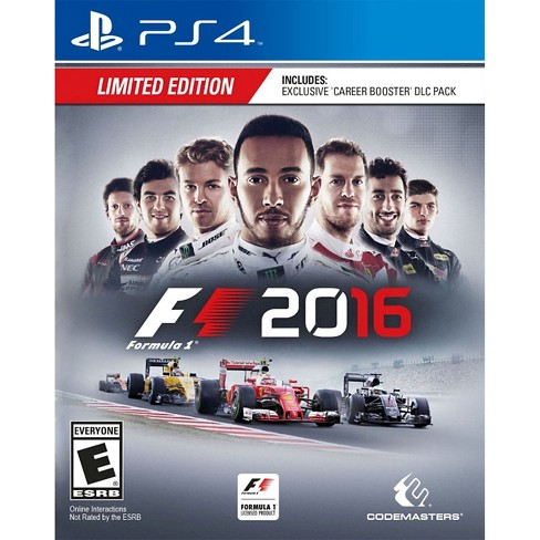 F1 2016 - PlayStation 4 - image 1 of 1