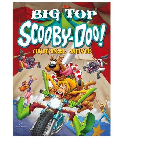 Scooby Doo Big Top Dvd Video