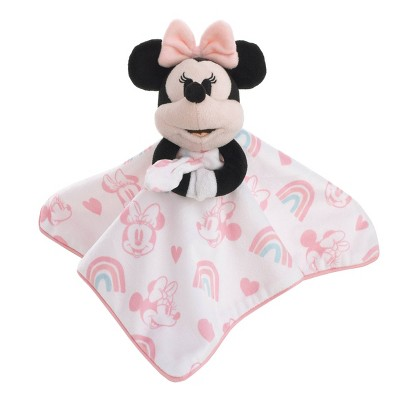 Disney Minnie Mouse Security Blanket
