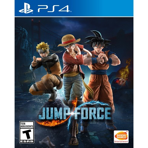 Jump Force - PlayStation 4 - image 1 of 4