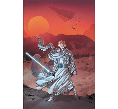 Star Wars 7 : The Ashes of Jedha -  (Star Wars (Marvel)) by Kieron Gillen (Paperback) - image 1 of 1
