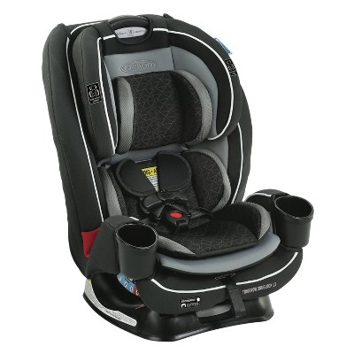 Graco TrioGrow SnugLock LX 3-in-1 Convertible Car Seat - Sonic
