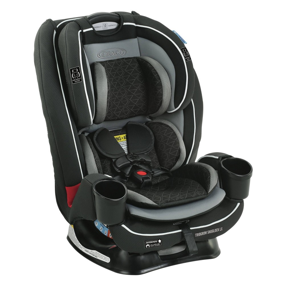 Graco TrioGrow SnugLock Lx 3-in-1 Car Seat