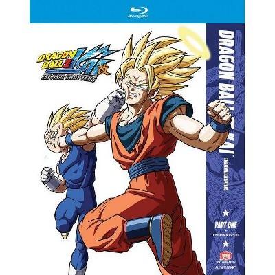 Dragon Ball Z Kai: The Final Chapters - Part 1 (Blu-ray)