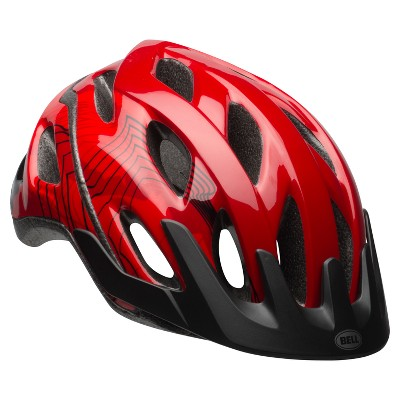 Bell Sports Rev Child Helmet - Red