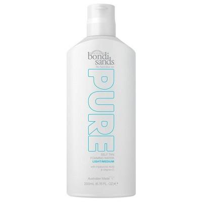 Bondi Sands Pure Self Tan Water - Light/Medium - 6.76 fl oz