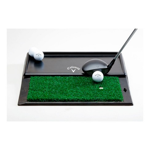 Callaway Ball Tray / FT Launch Zone Hitting Mat Combo - image 1 of 1