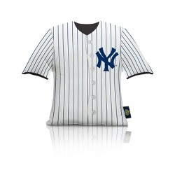 MLB New York Yankees Jersey Plush Pillow